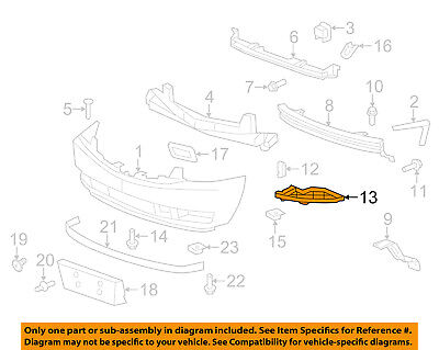 Cadillac GM OEM 07-14 Escalade Front Bumper-Outer Filler Right 10376178