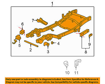 GM OEM-Frame Assembly 21997062