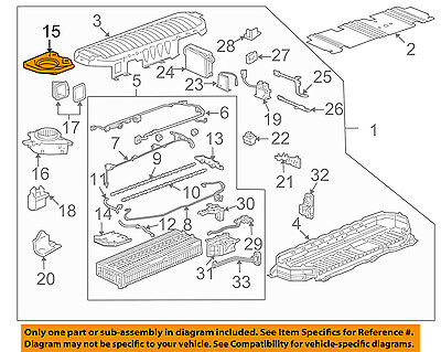 GM OEM Electrical-Outlet Duct 25925258