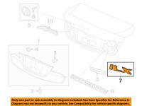 75711TL2A01 Acura OEM 09-14 TSX Trunk Lid-Emblem Badge Nameplate