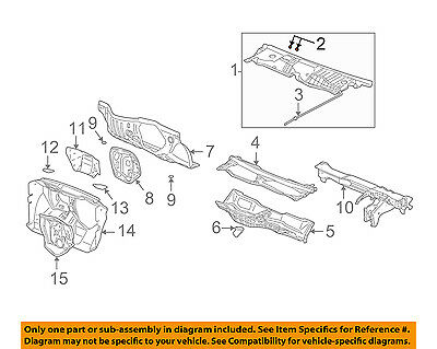 GM OEM Windshield Wiper Washer-Nozzle Spray Jet 22722205