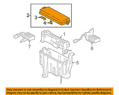 00 Electrical Box Cover - TOYOTA OEM 00-02 Tundra Electrical-Fuse Relay Box Upper Cover 826610C020