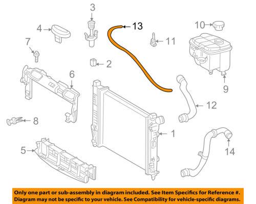 Car Engine Cooling System Diagram