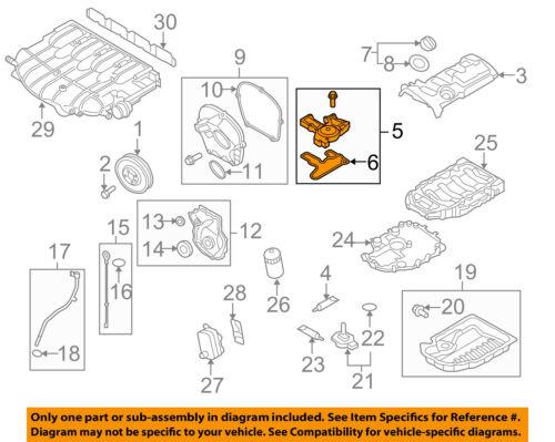 VW VOLKSWAGEN OEM 09-17 CC Engine Parts-Separator 06H103495AH | eBayeBay