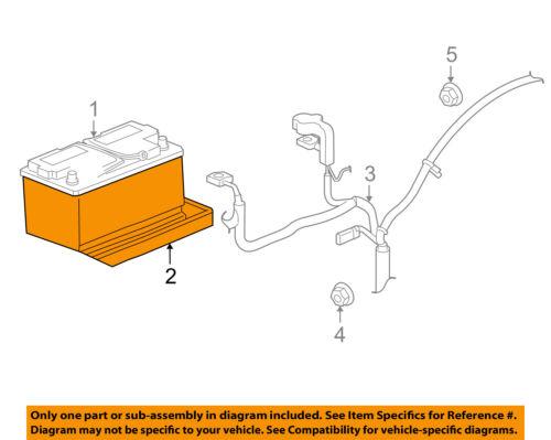 NEW MOPAR OEM BATTERY TRAY SUPPORT 2008 DODGE RAM 1500 V8 4.7L 5.7L GAS FLEX