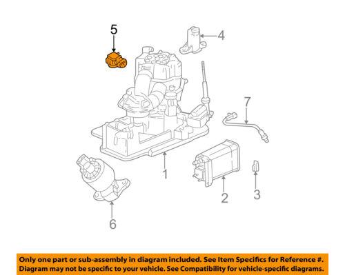 gm oem map manifold absolute pressure sensor 12614973 ebay. Black Bedroom Furniture Sets. Home Design Ideas