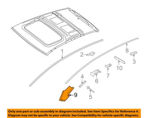 PORSCHE OEM 14-16 Panamera-Bumper Cover Left 97050573100G2X