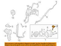 GM OEM-Power Steering Pump 84056870
