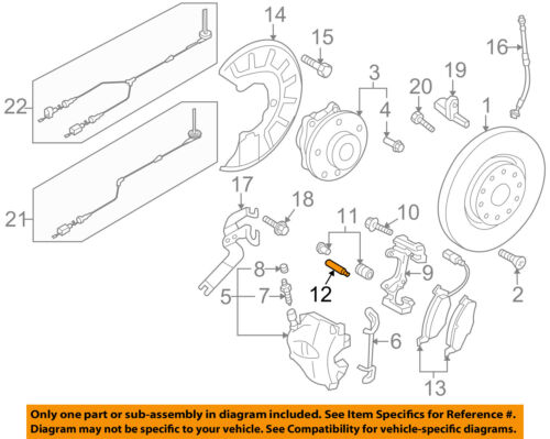 vanagon front suspension diagram wiring diagrams thumbs Vanagon Exhaust System vw volkswagen oem 10 18 jetta brake front caliper mount pin a arm front suspension vanagon front suspension diagram