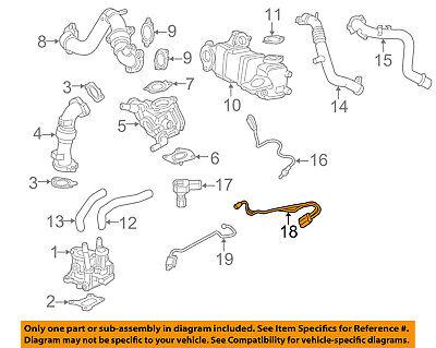 GM OEM Diesel Aftertreatment System DEF / SCR / Urea-Sensor 12676706