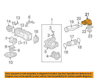 HONDA OEM 00-06 Insight Electrical-Outlet Tube 1J671PHM000