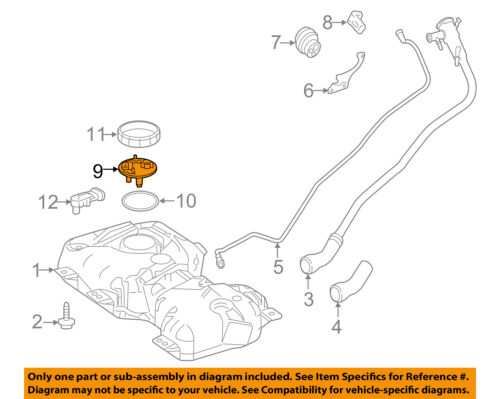 SMART OEM 08-15 Fortwo-Fuel Pump 4514700294 | eBayeBay
