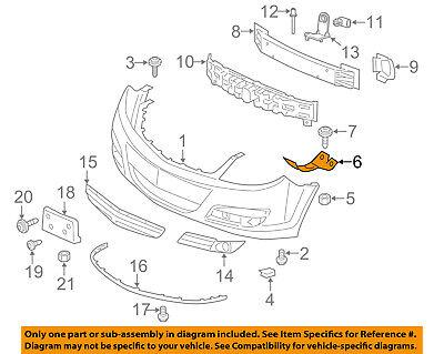 09-14 F-150 FRONT BUMPER WITH FOG; OEM PRIMED;; OE 9L3Z 17757DPTM,