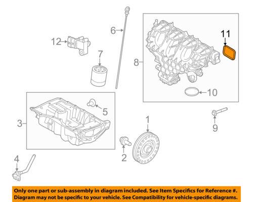 LAND ROVER OEM 12-17 Range Rover Evoque-Engine Intake Manifold Gasket  LR024991 | eBayeBay