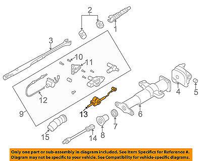 GM OEM Steering Column-Actuator 26097679