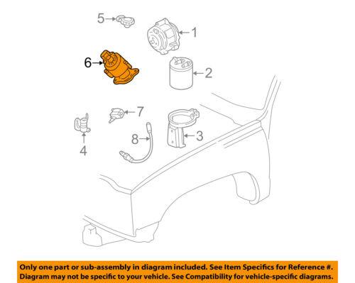 GM OEM-EGR Valve 12576918