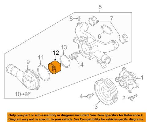 w12 engine diagram audi oem 12 16 a8 quattro 6 3l w12 engine coolant thermostat  6 3l w12 engine coolant thermostat