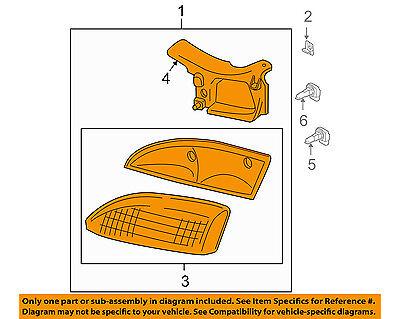 Chevrolet GM OEM 95-99 Cavalier-Headlight Assembly 16523441