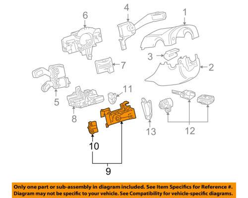 Details About VW VOLKSWAGEN OEM 05 10 Jetta Steering Column Ignition Lock Housing 1K0905841