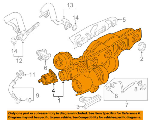 Used BMW 328i Exhaust Parts for Sale