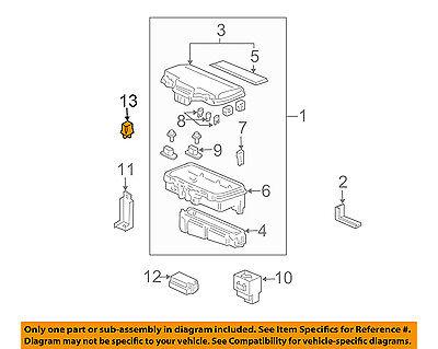 (HONDA OEM Electrical-Relay 39794S0KA01)