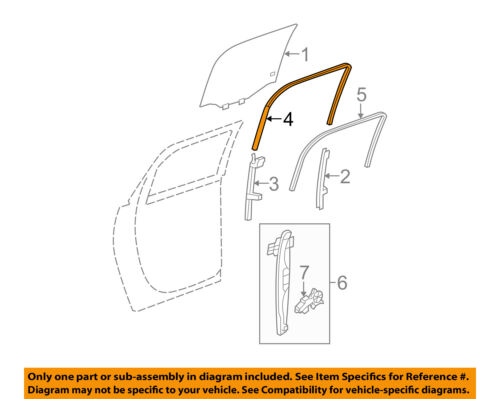 Front Genuine Hyundai 88380-23512-GCD Seat Back Covering Assembly Right