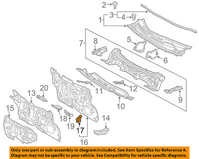 TOYOTA Genuine 71910-AA060-E0 Headrest Assembly