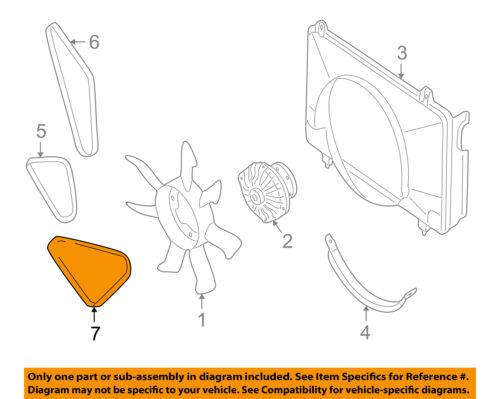 2004 nissan altima serpentine belt diagram nissan oem 00 04 xterra a c ac serpentine belt 119204s100 ebay  nissan oem 00 04 xterra a c ac