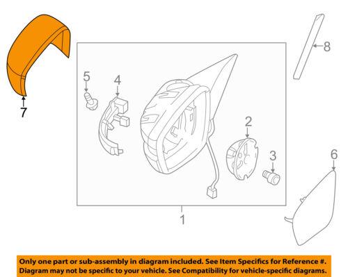 12-18 VW Volkswagen Beetle /& 11-18 Jetta Sedan Driver PRIMED Mirror Cover Cap