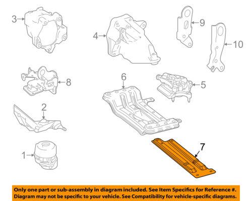 Mercedes MERCEDES-BENZ OEM 14-16 E250-Engine Motor Mount 2122420732