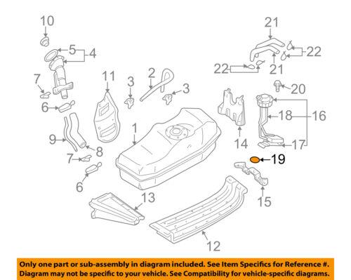 #19 on diagram only-genuine oe factory original item