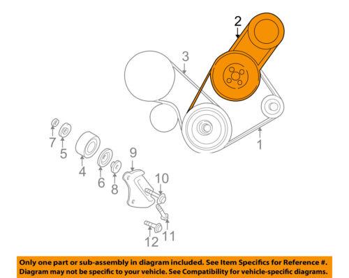 hyundai oem 05-09 tucson-power steering belt 571702d101   ebay  ebay