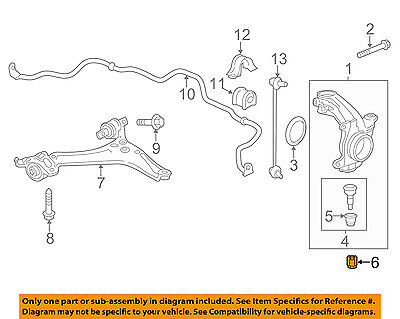 TOYOTA OEM Front Suspension-Lower Ball Joint Castle Nut 90171A0005