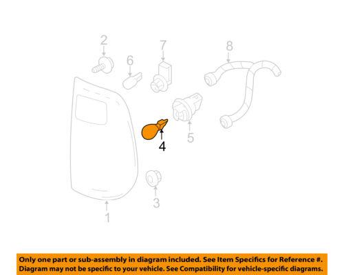 FORD OEM-Exterior Bulbs 9T4Z13466A