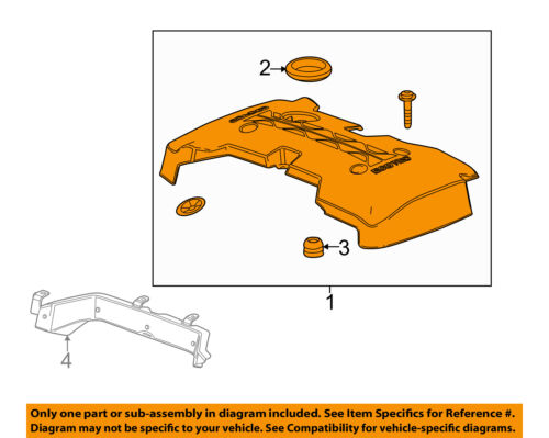Chevrolet GM OEM 13-16 Malibu Fender-Side Retainer Left 22986140
