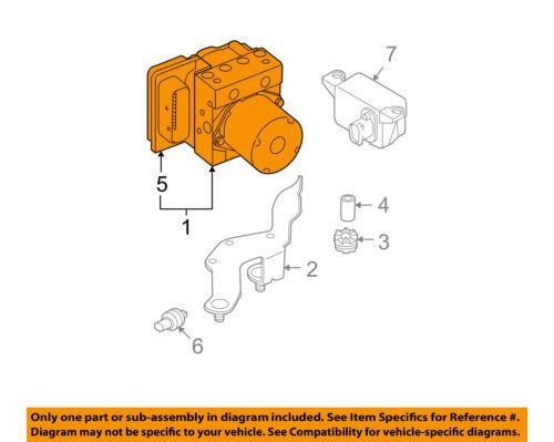 2007 bmw 525i brake diagram bmw oem 06 07 525i abs anti lock brakes modulator valve  bmw oem 06 07 525i abs anti lock brakes