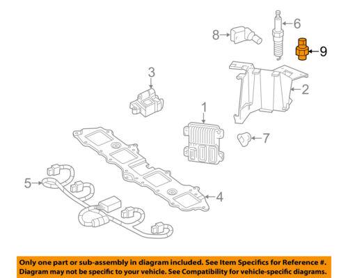 Sensor Seal-Sea GM OEM 12558177 Detonation Ignition Knock