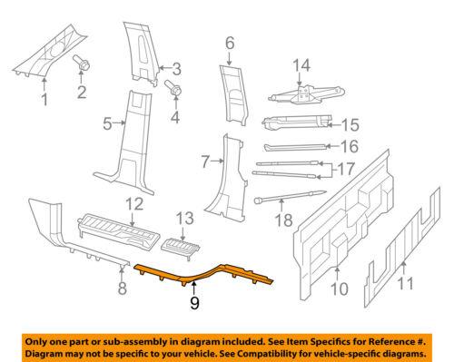 Ram CHRYSLER OEM 13-18 3500 Interior-Storage Box Door 5LF14DX9AA