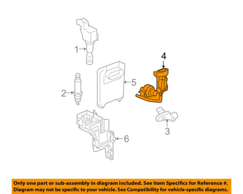 GM OEM-Ignition Knock detonation Sensor 12623095