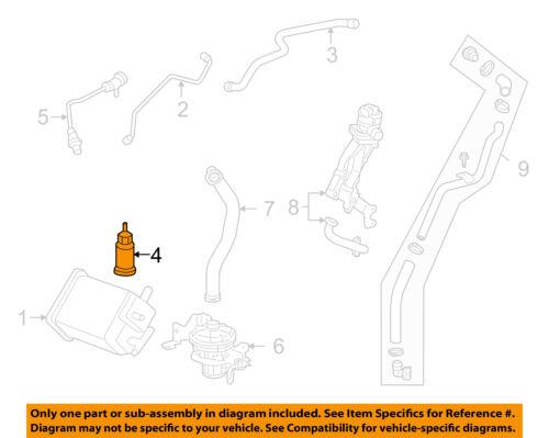 GM OEM Vapor Canister-Solenoid Valve 20952523