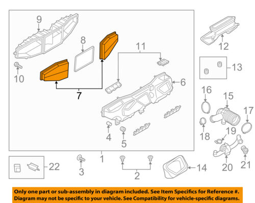 porsche 991 engine diagram porsche oem 12 15 911 engine air cleaner filter element  911 engine air cleaner filter element