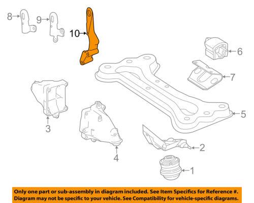 details about mercedes mercedes benz oem engine motor transmission lift bracket 2712231941  mercedes 3 0 engine diagram #8