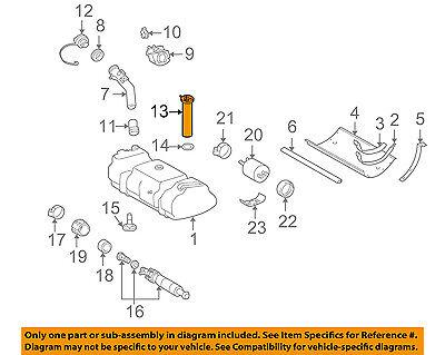 Mercedes MERCEDES-BENZ OEM-Fuel Gauge Tank Float Level Sending Unit 4635420817