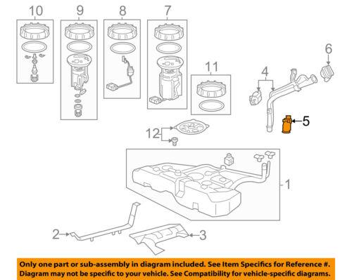 KIA OEM 11-13 Sorento 2.4L-L4 Fuel System-Sending Unit 944301U000