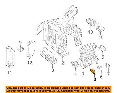 audi tt 8n a3 8l battery box fuse holder cover lid new genuine audi oe car  batteries