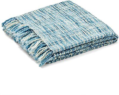 Throw Blanket Soft Fleece Bed Couch Sofa Throw 50 x 60 Pick Color Afghans & Throw Blankets
