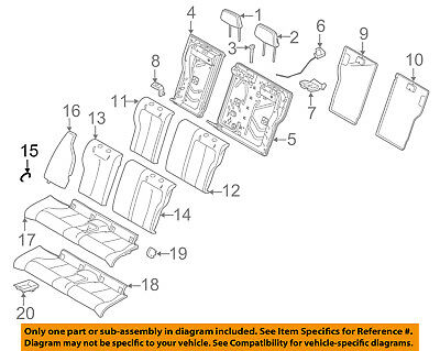 BMW OEM 04-18 X3 Carrier Front Axles-Support Bracket O-ring 31511213527