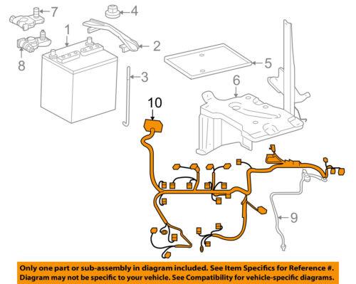 toyota yaris wiring harness diagram data wiring diagram site Honda Element Wiring Harness toyota oem 07 11 yaris 1 5l l4 battery engine wiring harness 91 toyota wiring harness diagram toyota yaris wiring harness diagram