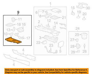 Chevrolet-GM-OEM-2010-Camaro-Center-Console-Shift-Panel-92247189