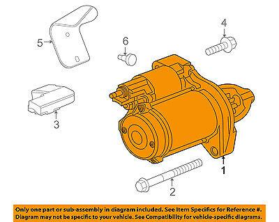 JAGUAR OEM 2011 XJ-Starter Motor C2P26075 Jaguar Xkr Starter Motor